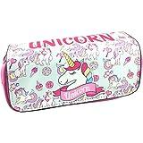 Astuccio per Penne BETOY Astuccio Matite Piccolo Unicorno Astucci Ragazza Ragazzo 20 cm per Bambini Adolescente Studente Cons
