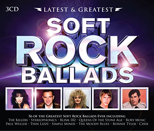Latest and Greatest Soft Rock Ballads