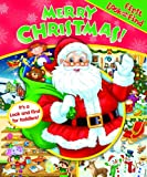 Merry Christmas Santa Claus My First Look and Find 9781412777124