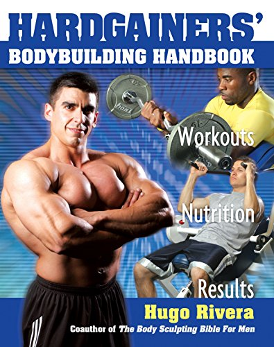Hardgainers' Bodybuilding Handbook: Powerful Secrets for Unleashing Your Muscle Mass Fast por Hugo Rivera