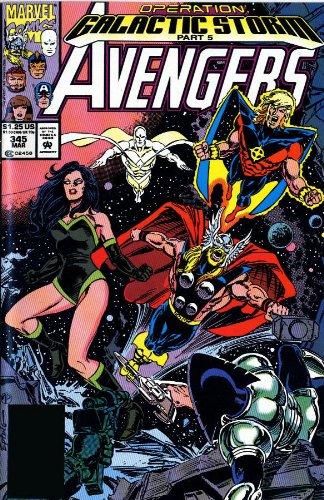 Avengers: Galactic Storm Volume 1 TPB: Galactic Storm v. 1