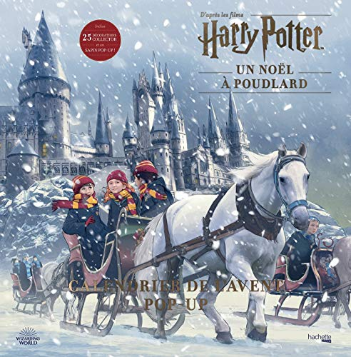 Calendrier de l'Avent Pop-Up Harry Potter