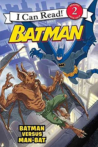 [(Batman Versus Man-Bat)] [By (author) J E Bright ] published on (August, 2012)