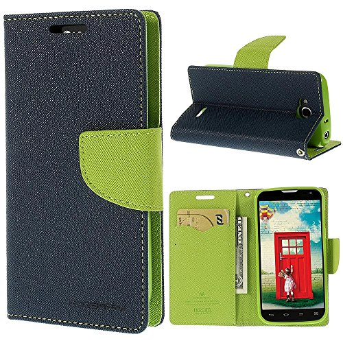 CHL Imported Mercury Fancy Wallet Dairy Flip Case Cover for Asus Zenfone 5