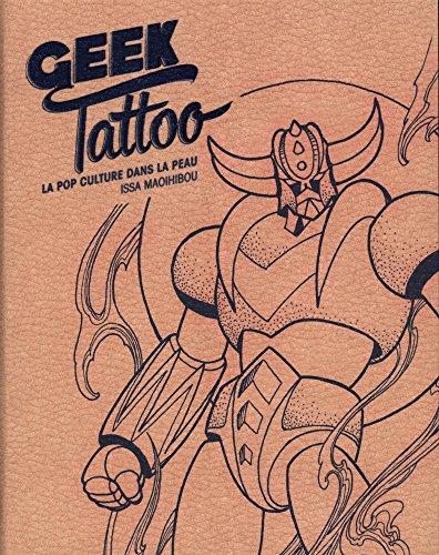 Geek Tattoo, la pop culture dans la peau