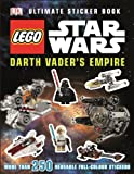 LEGO® Star Wars Darth Vader's Empire Ultimate Sticker Book (Ultimate Stickers)