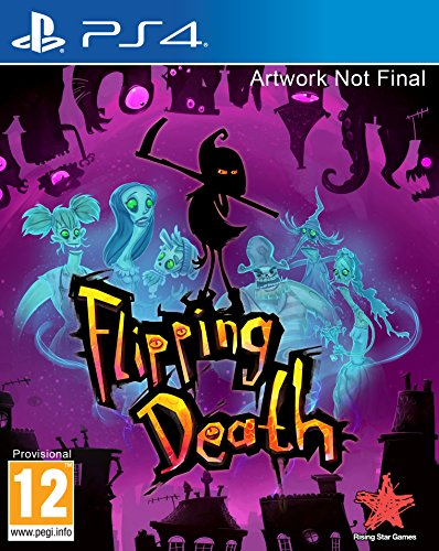 Flipping Death (PS4) Best Price and Cheapest