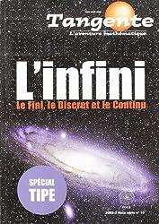 Infini : fini, discret, continu