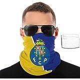 FC Porto Offizielle Primeira Liga Fu/ßball-Fans Beanie-M/ütze mit gesticktem Wappen 100/% Acryl