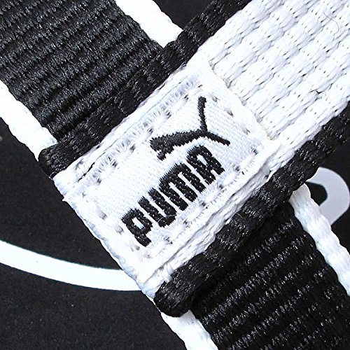Puma Ona Flip Unisex-Erwachsene Zehentrenner (EU 40, black - white-01) -
