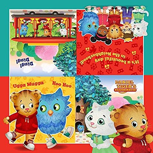 Daniel tiger party supplies - lunch napkins (20) by birthdayexpress