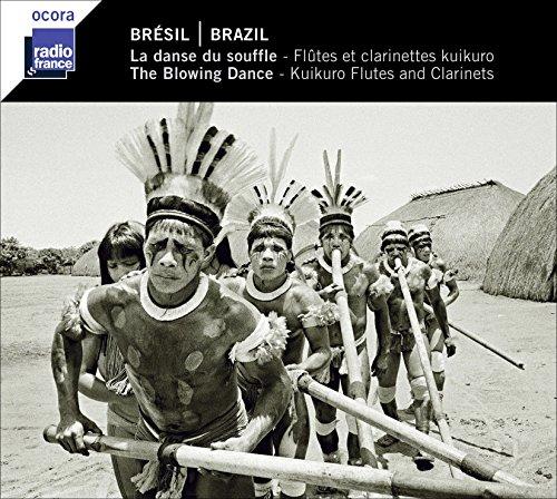 Brésil : la danse du souffle : Flûtes et clarinettes kuikuro