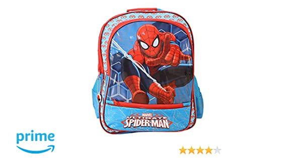 Ultimate Spiderman Premium Sac à dos (Large) NOEb5
