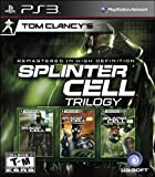 Tom Clancy's Splinter Cell Classic Trilogy HD (PlayStation 3)