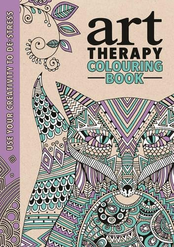Art Therapy Colouring Book (Art Therapy Colouring Book Amazon)
