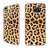 Handyhülle Tiermuster iPhone Silikon Leopard Zebra Schlange Feder Fell Pfau, Handymodell:Apple iPhone 5 / 5S / SE, Hüllendesign:Design 2 | Silikon Klar