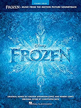 Frozen - Piano Solo Songbook: Music from the Motion Picture Soundtrack von [Hal Leonard Corp.]