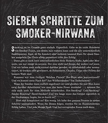 61Uib4M90YL - Steven Raichlens Smoker Bible: Die besten Grilltechniken und 100 unwiderstehliche Rezepte für Einsteiger und Profis (genial Grillen)