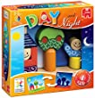 Smart Games - Day and Night Wooden Brainteaser Game