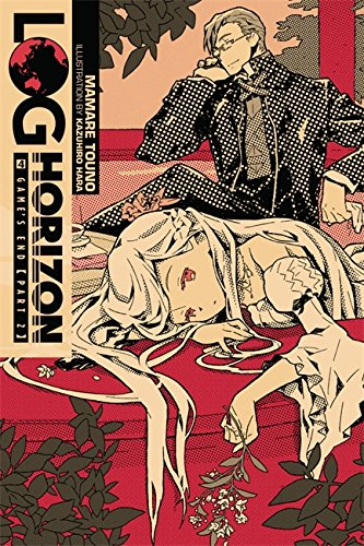 Log Horizon, Vol. 4 (Novel): Game's End, Part 2