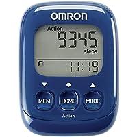 Omron Walking Style Iv Pedometer, Blue (HJ325-EB)