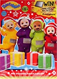Teletubbies Red Christmas Chocolate Advent Calendar