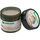 PETVEDA Ayurvedic Paw Cream for Dogs & Cats, Soothing Butter for Paws, Nose & Elbow, No Sulphate & Parabens. 30 GM. (Single I