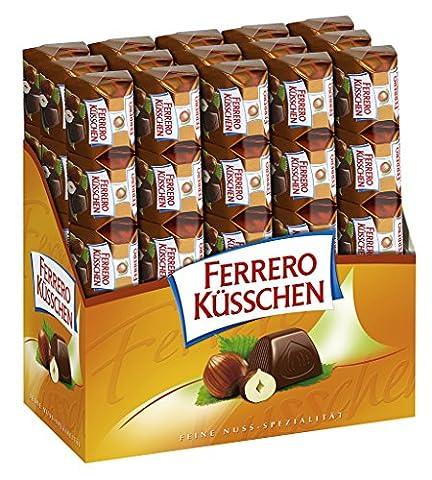 Ferrero Küsschen (15 x 5 Stück)