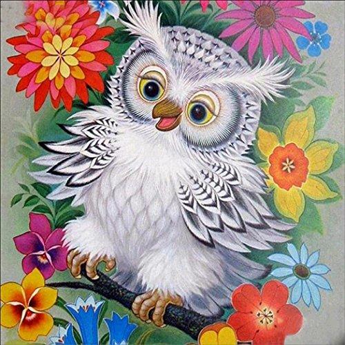 masrin 5D Stickerei Gemälde Strass eingefügt DIY Diamant Malerei Romantik Kreuzstich diamant...