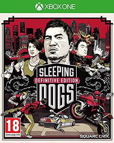 Sleeping Dogs Definitive Ed. XB-One UK indiziert Special Edition -