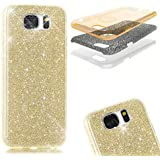 MOMDAD Coloré Coque pour Samsung Galaxy S7 Edge Souple en TPU Coque Samsung Galaxy S7 Edge Souple Housse de Protection Flexible Soft Case Cas Couverture Samsung Galaxy S7 Edge Anti Choc Mince Légère Silicone Cover amsung Galaxy S7 Edge TPU Silicone Etui Hull