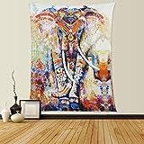Albero di Origine Tapestry Wall Hanging Throw Mandala Tapestry Indian Tapestry Tapestry Beach Tovaglia da Spiaggia 19,29 19,29 Pollici Tovaglia di tarocchi