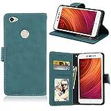 sinogoods For Xiaomi Redmi Note 5A Prime Case, Flip Slim