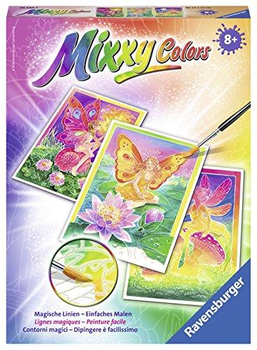 Ravensburger Mixxy Colors 29340 - Elfen, Malsets