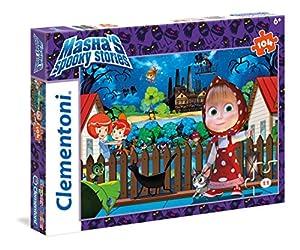 Clementoni 27079-Puzzle Masha