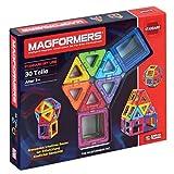 Magformers 274-07 - Regenbogenset, 30-teilig