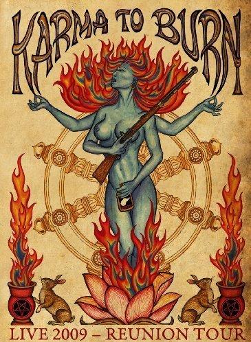 Karma To Burn - Live 2009 - Reunion Tour [DVD] [2012]