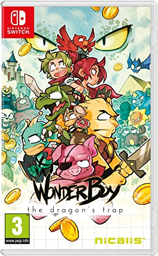 Wonder Boy: The Dragon´s
