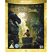 The Jungle Book [Blu-ray 3D] [2016]