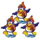 75er SET Pinguin on the rocks, lose 12,5 g / Schokolade