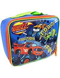 Blaze and the Monster Machines Soft Lunch Box (Fun Blue) by Nickelodeon