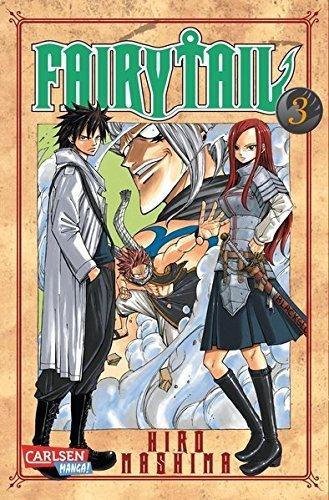 Fairy Tail 03 by Hiro Mashima (2010-06-01)