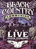 Black Country Communion Live Over Europe [DVD] [2011]