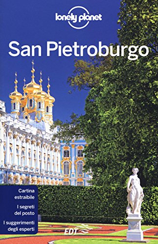 San Pietroburgo. Con cartina
