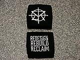 Schweissband Set Seth Rollins Redesign Rebuild Reclaim TV Authentic
