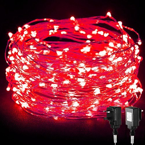 Red Outdoor Christmas Lights: Amazon.co.uk