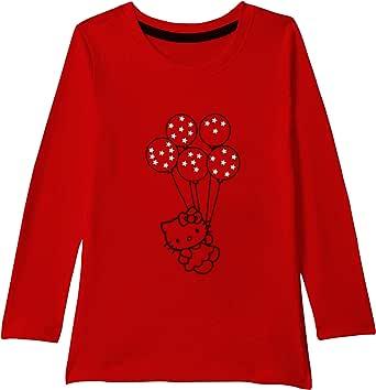 American-Elm Girl's T-shirt