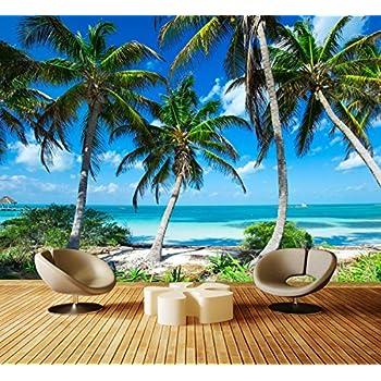 XXL Poster Mini Fototapete (905) Beach - 161 x 115 cm 1