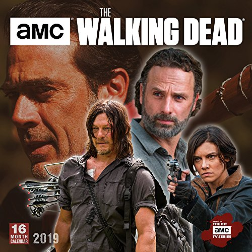 AMC The Walking Dead 2019 Calendar par Sellers Publishing