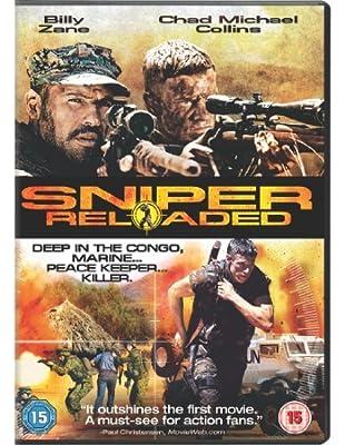 Sniper: Reloaded [DVD] [2011] by Billy Zane